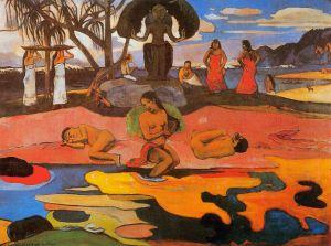 3.5__Gauguin_Paul,_Mahana_No_Atua_(De_dag_der_goden)_1894